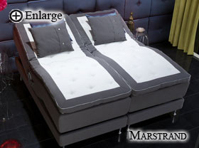 Marstrand Bed by Carpe Diem Beds of Sweden