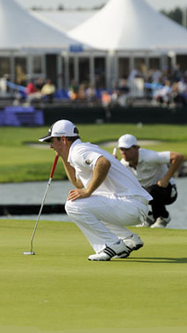 Carpe Diem Beds of Sweden is a proud sponsor of The Nordea Masters